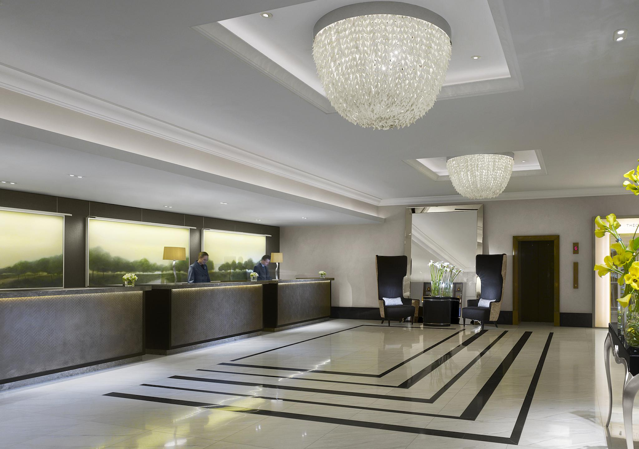 InterContinental Park Lane London - Lobby