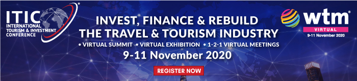 The International  Tourism and Investment Conference - header image