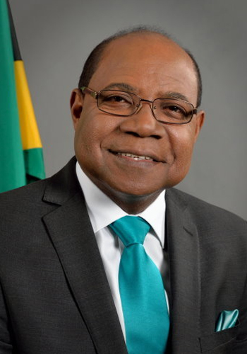 Minister of Tourism Jamiaca Edmund Bartlett