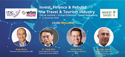 ITIC WTM London 2020 Welcome