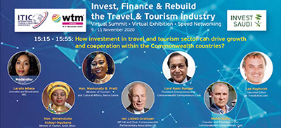 ITIC WTM London 2020 Panel 12