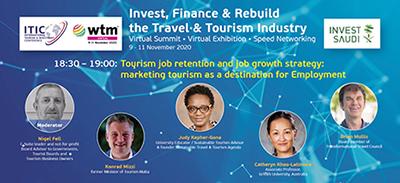 ITIC WTM London 2020 Panel 18