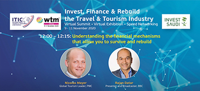 ITIC WTM London 2020 Panel 6