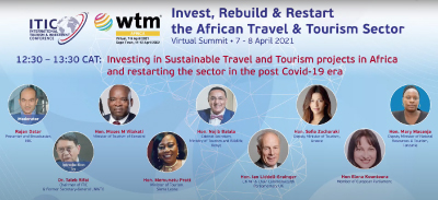 ITIC WTM Africa 2021 Ministerial Panel